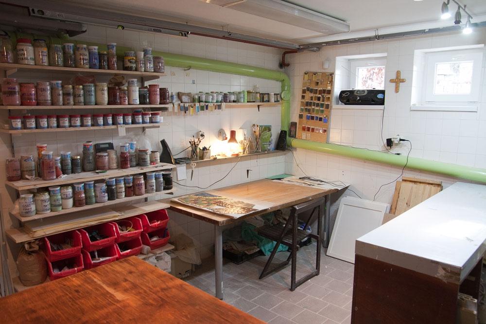 keramicky atelier