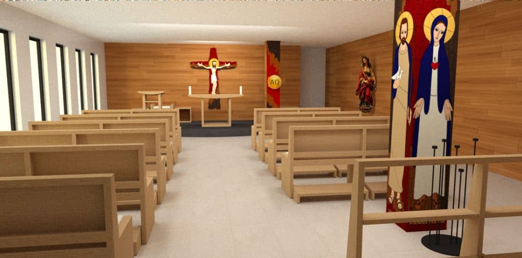 kaplnka sv alžbety
