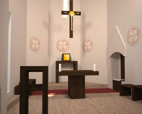 hamuliakovo kostol